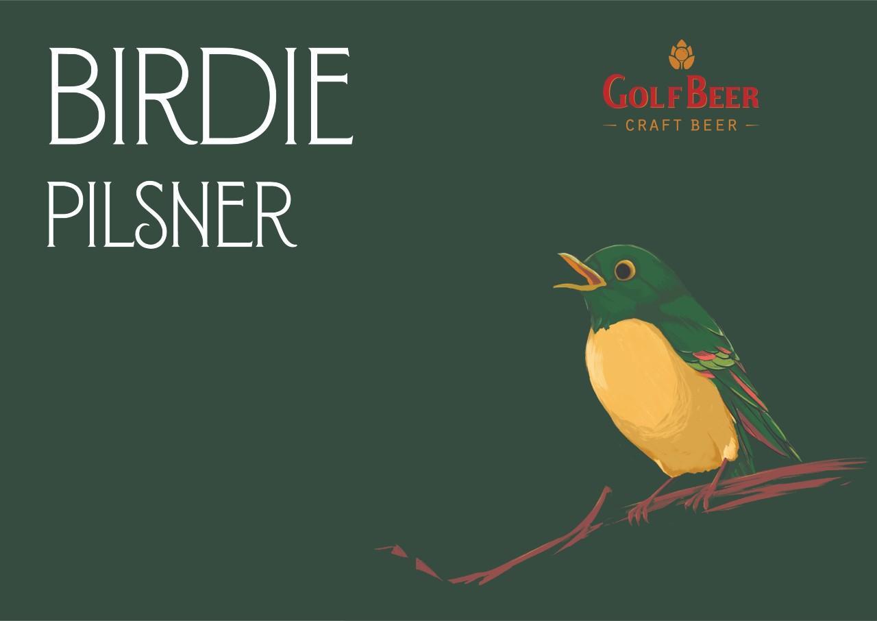 Birdie Pilsner